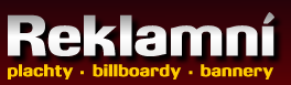 Velkoplošný tisk plachty a billboardy